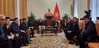 Meeting of International Media Groups with Ministry of Foreign Affairs of Vietnam_The_Policy_Times