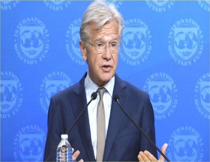 India needs new economic reforms to make sure it attracts more investment; IMF spokesman. The policy times