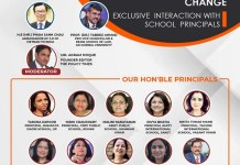 Exclusive Interaction with School Principals for Empowering Young Minds to Create Sustainable Change. The policy times