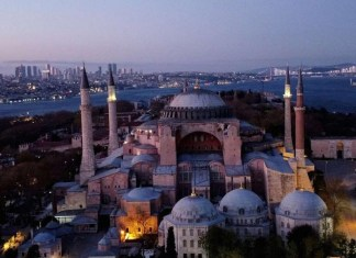World is against the step of Turk's Istanbul's iconic Museum Hagia Sophia into a Mosque. The policy times