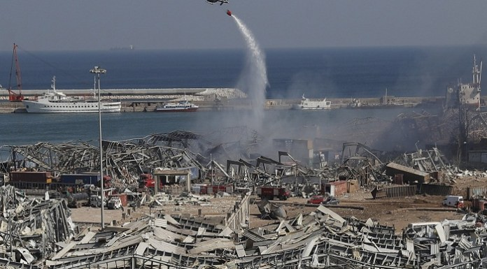 Fact Check: The post-blasts picture of Beirut that went viral is misleading. The policy times