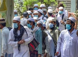 Tablighi Jamaat foreigners made 'scapegoats', says Bombay HC; condemns media propaganda. the policy times