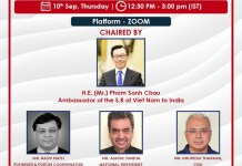 WEBINAR| Vietnam to Strengthen India-Viet Ties in Textile & Healthcare . the policy times