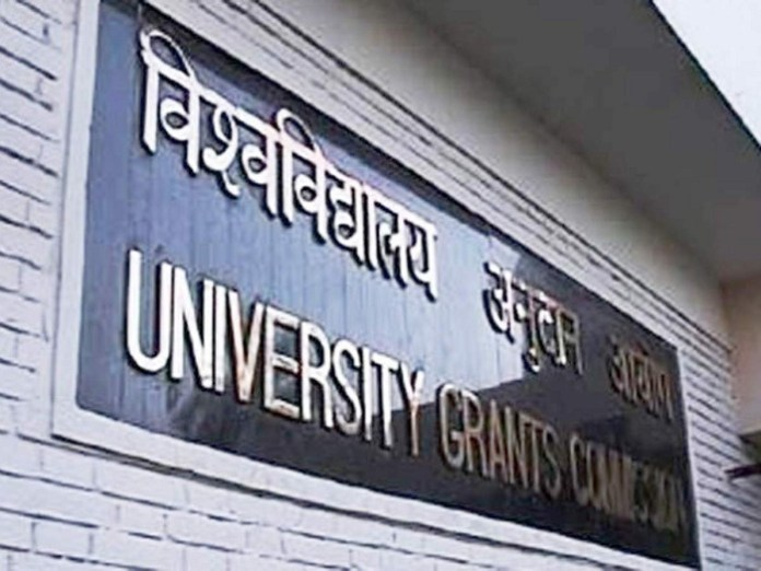 UGC releases a tentative routine for universities, classes for first-year to start from November 1. the policy times
