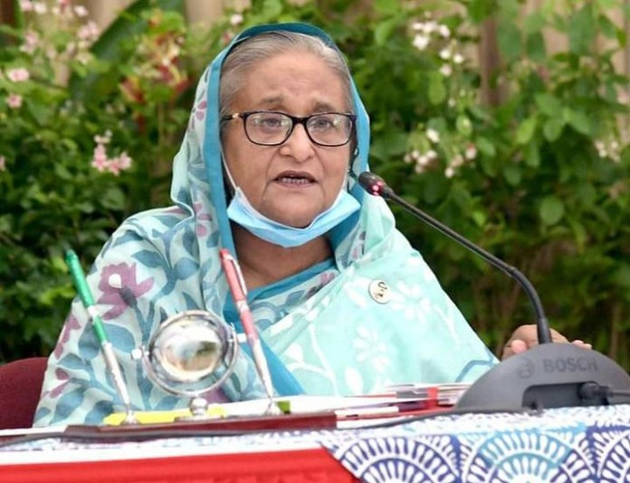 Govt working to face pandemic, keep running country's economy: PM Sheikh Hasina . the policy times