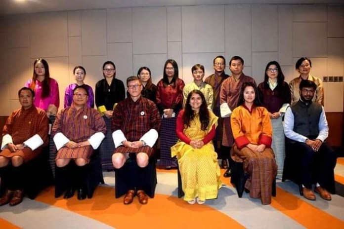 Bhutan—India high impact Community Development Project meeting held in Thimphu .the policy times