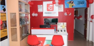 Phixman Opened their 99th Store in Bhubaneswar.THE POLICY TIMES