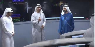 With Hope, UAE takes a giant leap in technological advance-ment and stamps their numero uno position THE POLICY TIMES