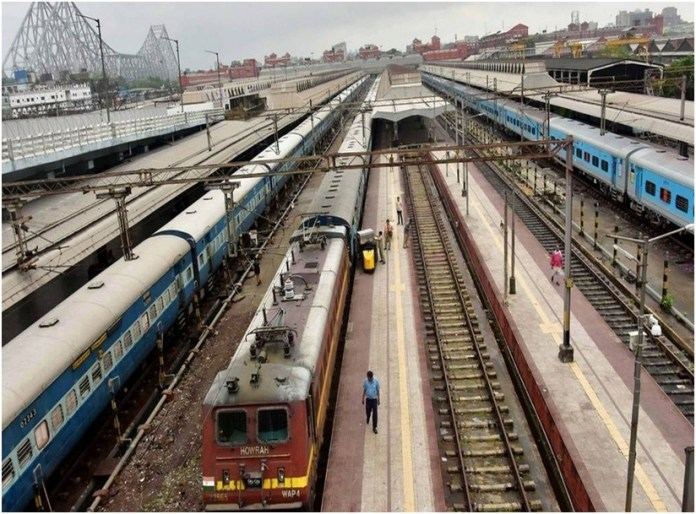Opposition Slams Modi's Government To Privatize Indian Railways the policy times