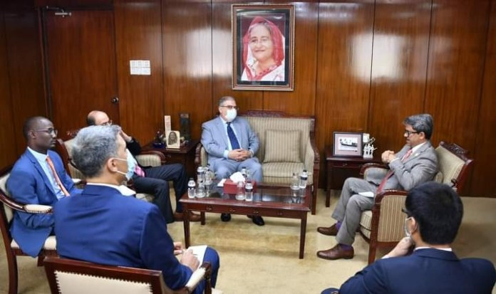 State Minister for foreign affairs meeting with OIC delegation THE POLICY TIMES 1
