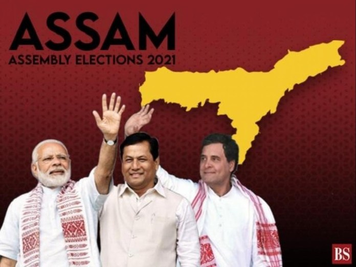 Politics of Polarisation: The Case in Assam the policy times