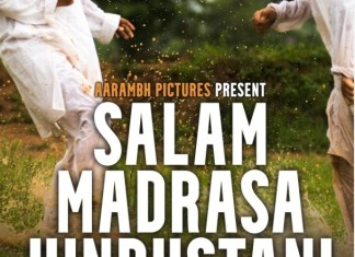Shrey Rajdeo's Salam Madrasa Hindustani's trailer and music to Launch in Dubai's iconic Burj Khalifa on May 17 the policy times