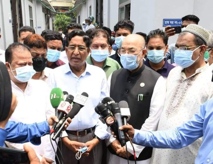 All kinds of initiatives are being taken to utilize the potential of mushrooms, including project: Bangladesh's Agriculture Minister Dr. Md. Abdur Razzak
