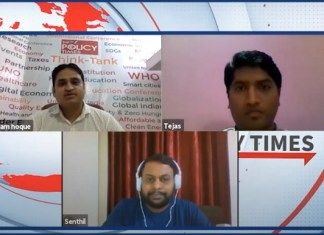 Tenzai Systems Co-founders Senthil & Tejas in an exclusive interview for Global Innovation and Entrepreneur Show