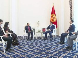 President of the Kyrgyz Republic assured his government's support to Bangladesh entrepreneurs in setting up textiles and pharmaceuticals industries