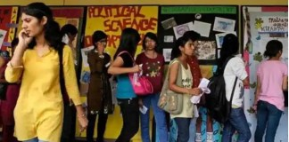 Survey found more Indian women enroll for higher education in 2019-20
