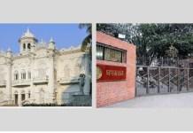 Awami League's path: Ganobhaban from Rose Garden