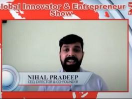 Entrepreneur Nihal Pradeep On Digitally Revolutionizing And Connecting India's Sports Ecosystem