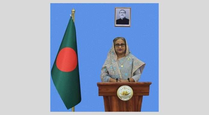 Statement of Bangladesh Prime Minister for 'Technology and Innovation for Gender Equality' Action Coalition