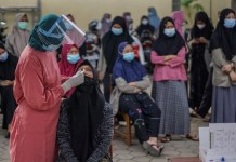 Indonesia's health system is on the verge of collapsing, battling the Covid surge
