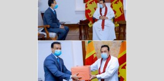 Bangladesh Prime Minister Sent Mangoes as goodwill gesture to the Prime Minister of Sri Lanka