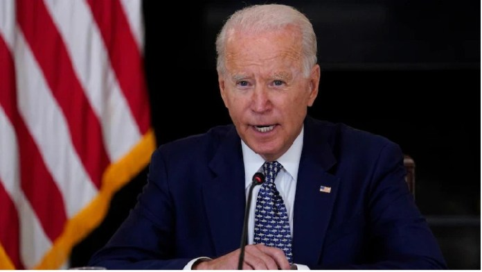 US President Biden says he stands'squarely' by his decision to pull troops out of Afghanistan