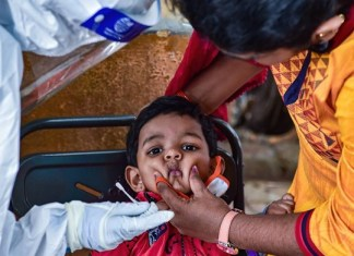India to target children for the Covid-19 vaccination from October