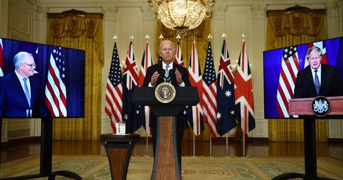 United States rules out adding India or Japan to security alliance with Australia and UK