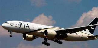 PIA becomes the first commercial flight to land in Afghanistan since Taliban seizure
