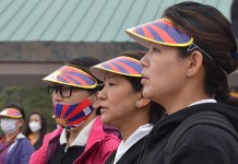 Tibetan women's association slams China for withholding Tibetans freedom and culture