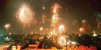Complete ban on the bursting and sale of firecrackers till January 1st in Delhi