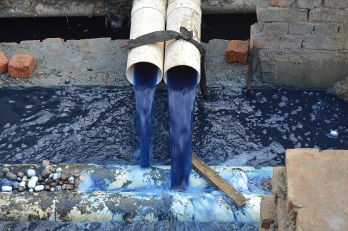 Indian scientists develop advance AOP technology to treat industrial dye waste economically