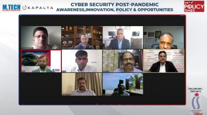 Webinar: Cyber Security Post-Pandemic: Awareness, Innovation, Policy and Opportunities