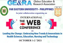 Globus Education & Research Association to hold an international conference on trends in health, education, healthcare and technology, and innovation