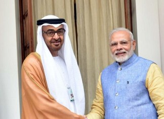 India, UAE stress on importance of standing together against terrorist and extremism