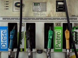 Prices for petrol and diesel may rise as worldwide oil prices rise