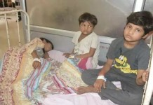 Viral fever among children is getting worrisome in UP and Bihar