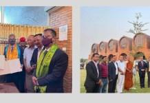 Bangladesh to construct a Buddhist Monastery in Lumbini