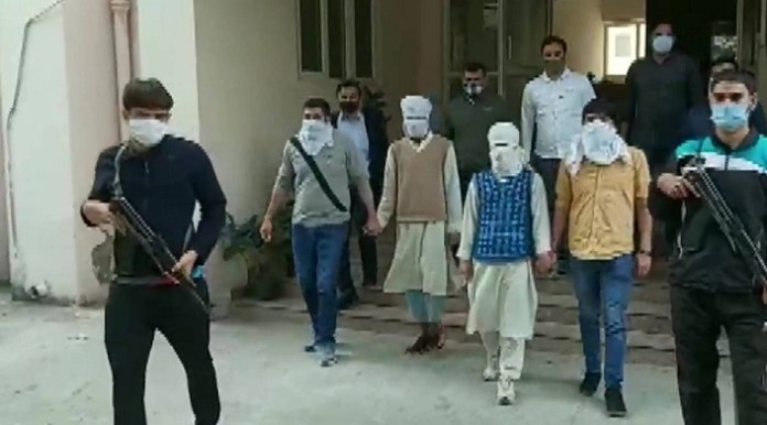 Pakistan-based 'terrorist', living in India for past 10-15 years, arrested by Delhi Police