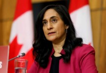 Indian-origin woman Anita Anand appointed as Defence Minister in Canada