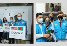 United States Donates Additional 2.5 Million Pfizer Vaccines to Bangladesh for a Total of 11.5 Million Doses