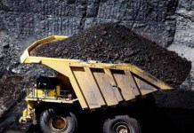Adani Group's Carmichael mine in Australia produces the first coal
