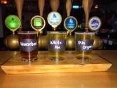 Tasting Local Icelandic Beers
