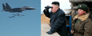 robin rand north korea