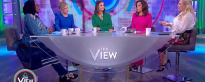 the view censors jesus