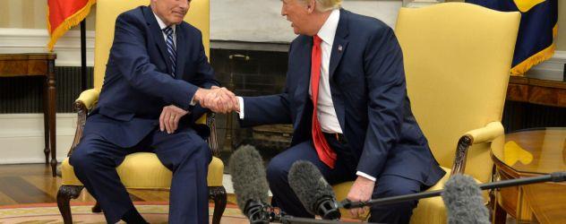 trump kelly truce