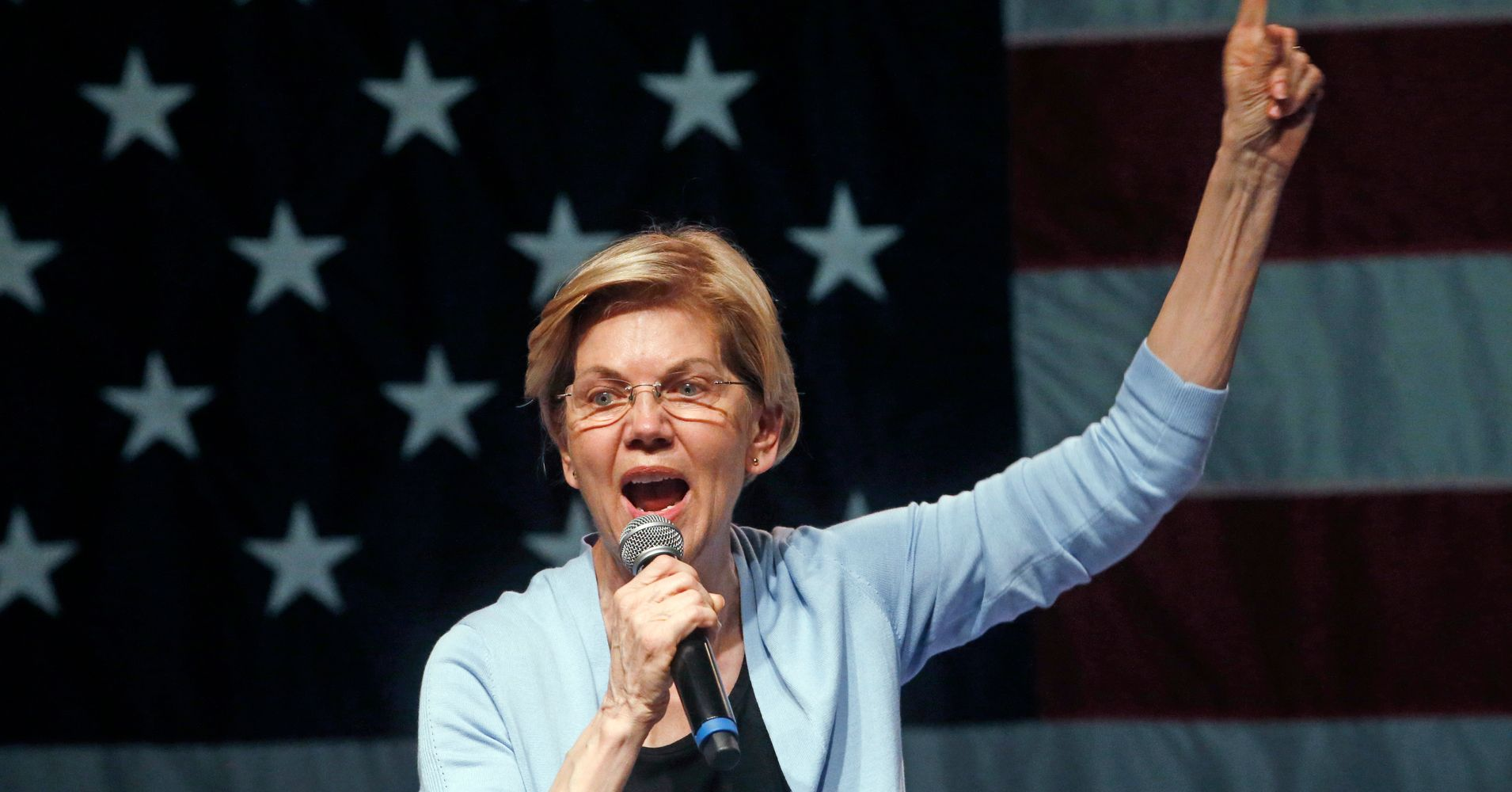 , New poll finds Warren within points of Biden and trouncing him in Likability – Harris did great too, The Politicus