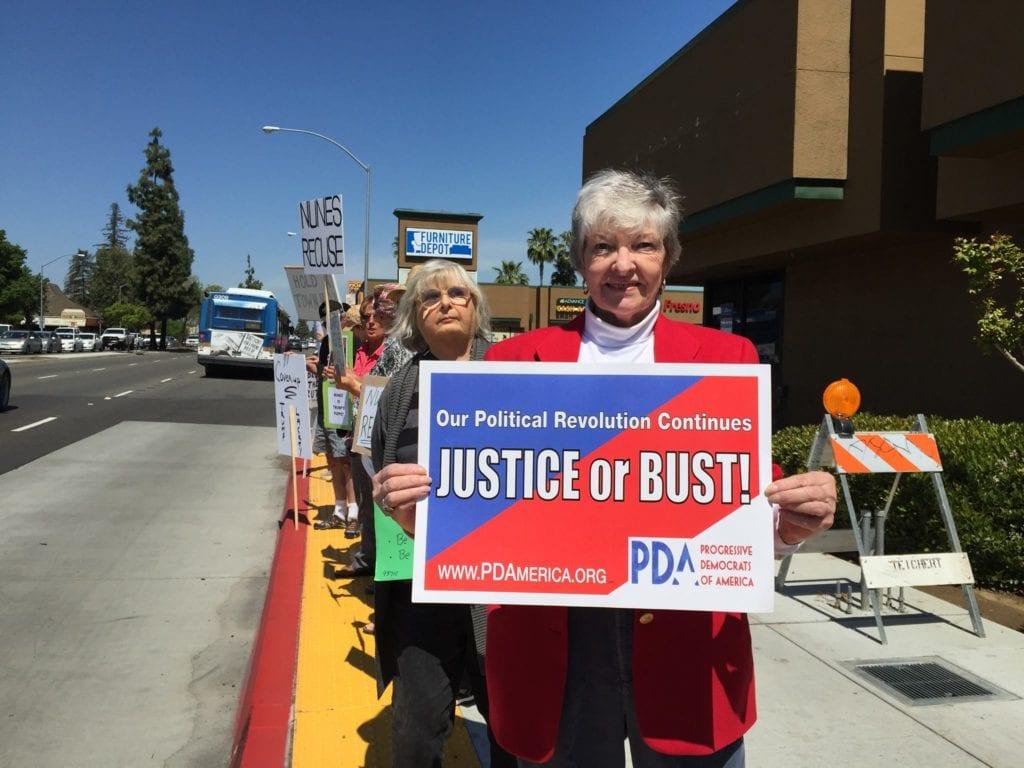 , Honoring Progressive Shero Judy Hess, The Politicus