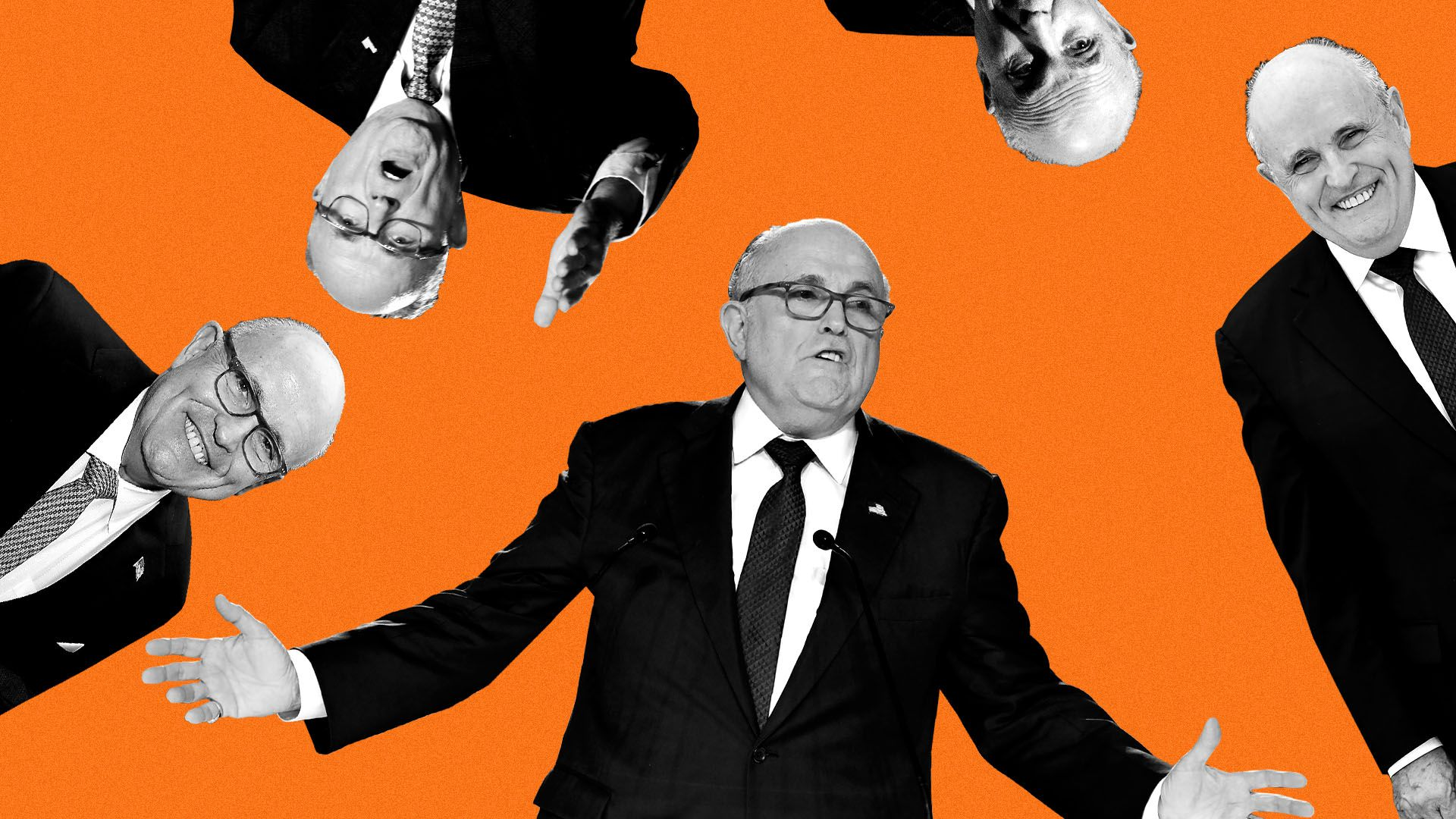 , Will Lev Parnas Throw Himself on the Giuliani Hand Grenade, The Politicus