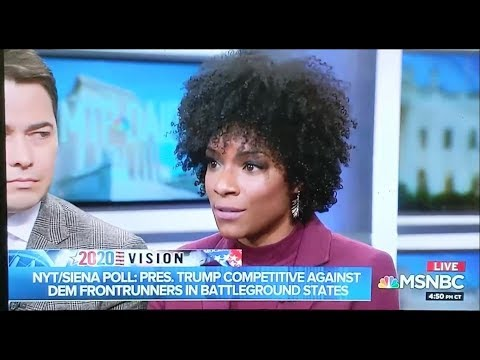 Pundit Zerlina Maxwell poses an important question to Democrats they better heed